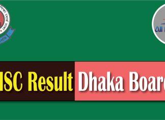 HSC Result 2018 Dhaka