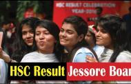 HSC Result Jessore Board 2017 Full Marksheet