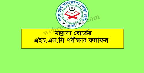 HSC Alim Result 2019