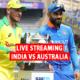 GTV Live India Vs Australia