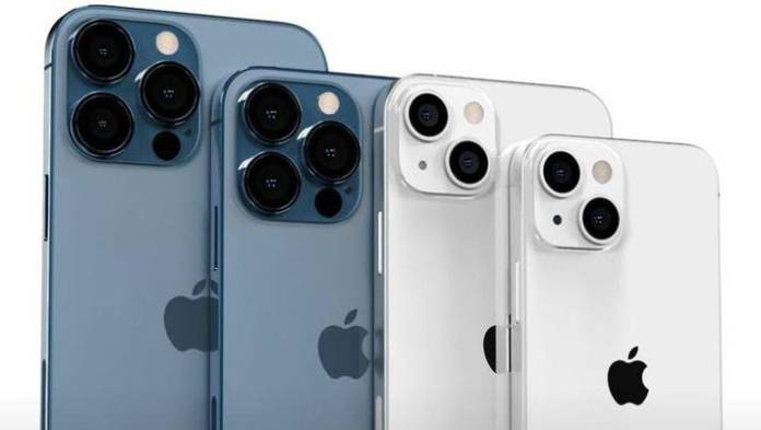 iPhone 13, mini, Pro And Max.