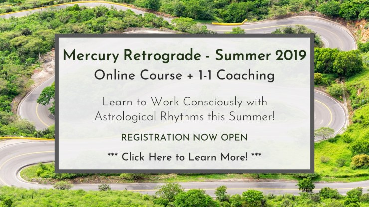 Mercury Retrograde 2019 Banner Registration Now Open Click Here