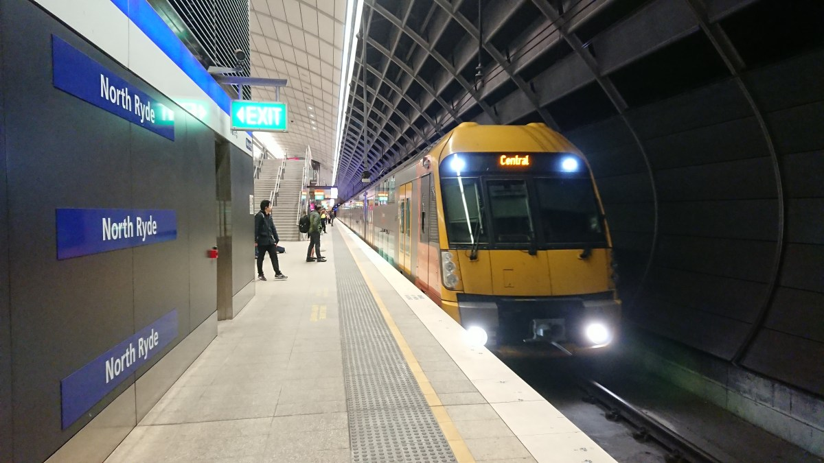 North Ryde Station