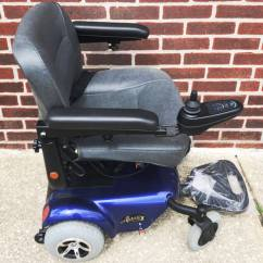 Golden Power Chair Morris Recliner Alante Jr Pre Owned And Refurbished Allrite