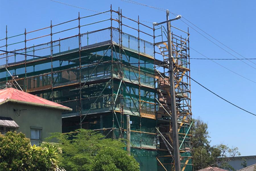 all round scaffolding