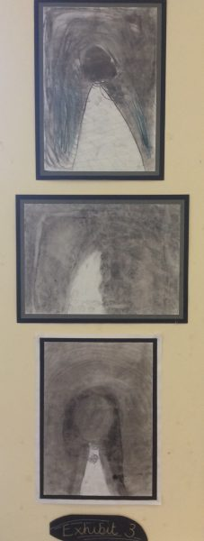 Henry Moore: A study of the Underground series