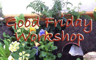 Good Friday Children's Workshop
