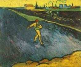 Sower - van gogh