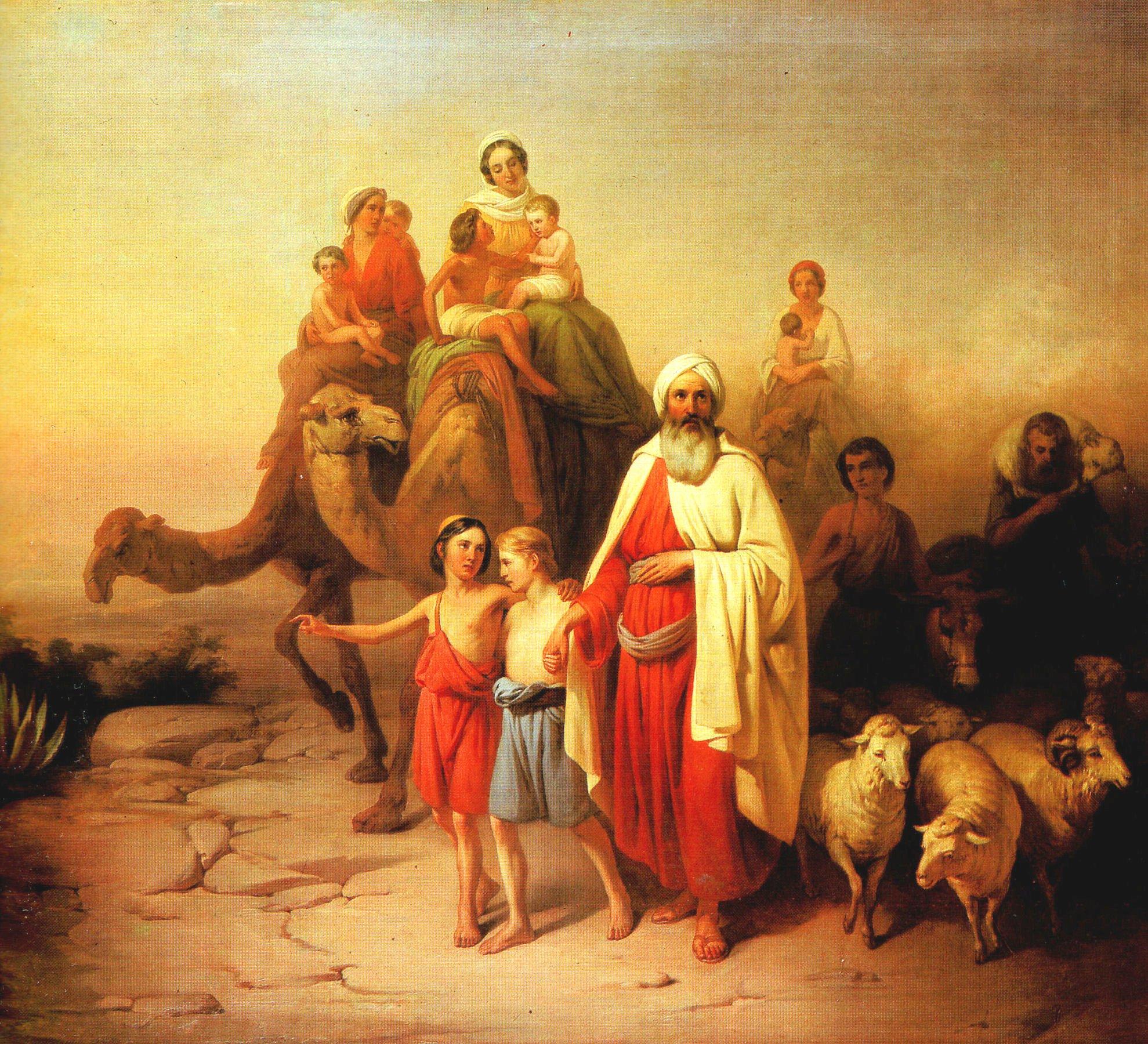 Advent Abraham S Journey Of Faith