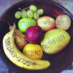 Fruit Bowl of the Spirit