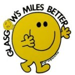 Glasgow's Miles Better logo