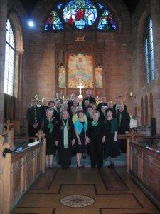 Jordanhill Liturgical Choir