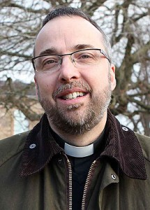 Very Rev Ian Barcroft
