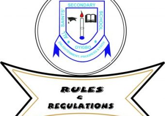 School Rules & Regulations