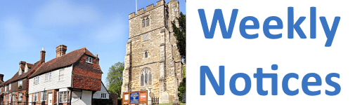 All Saints Church Notices 1st November 2020