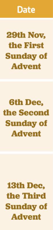 church of england countdown