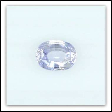 light blue sapphire