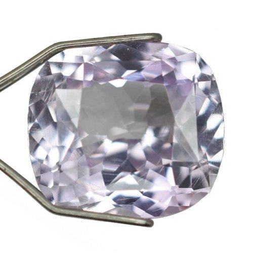 untreated cushion sapphire