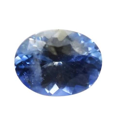 Oval ceylon blue sapphire