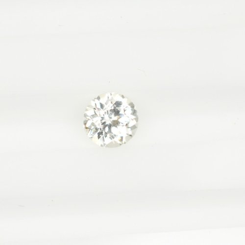 round white sapphire
