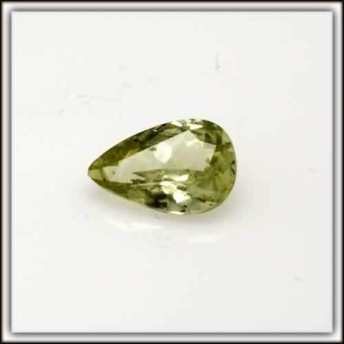 light stm gemstone item gemstones green yellow sapphire