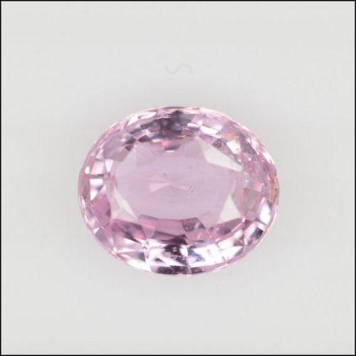 peach pink sapphire