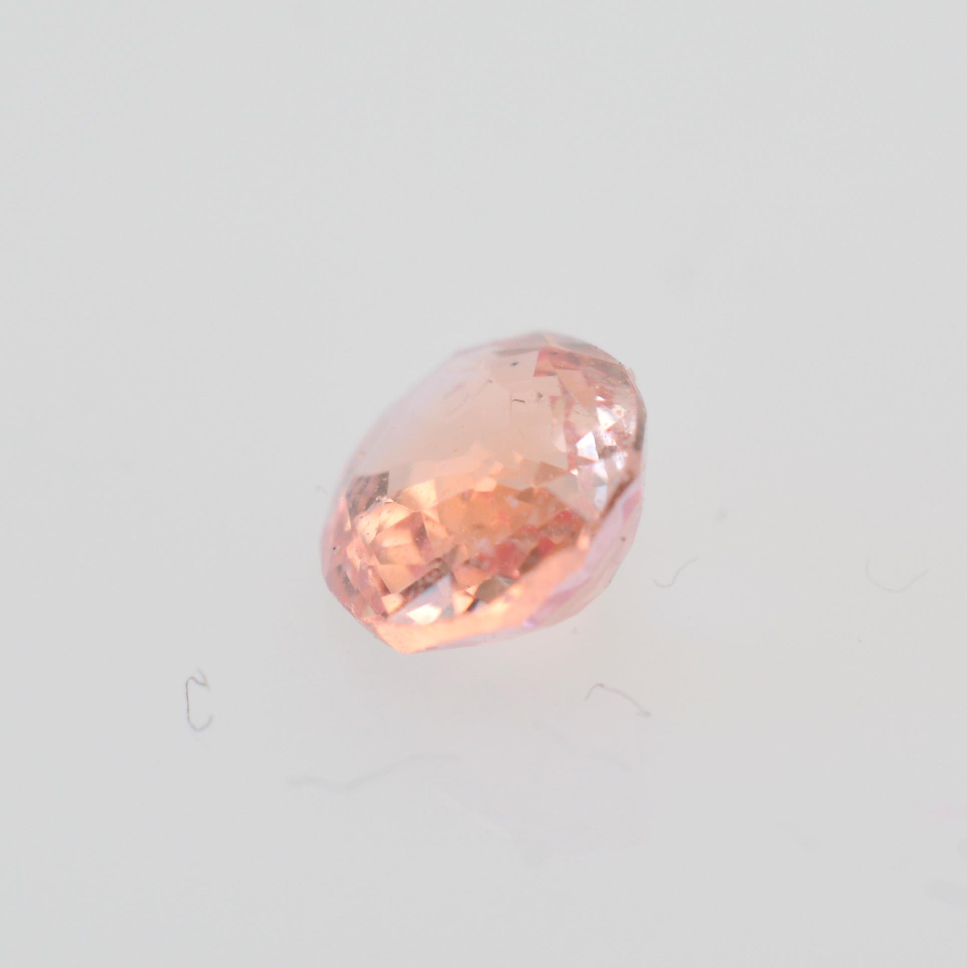 loose padparadscha sapphire