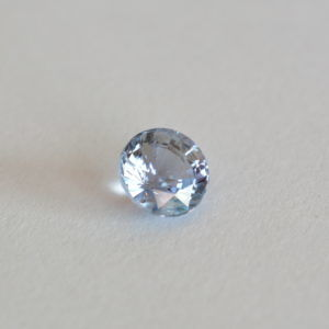 untreated blue sapphire