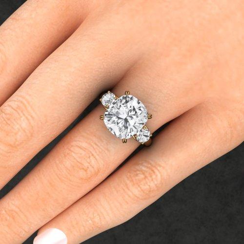 Celebrity Engagement Rings, Meghan Markle engagement ring