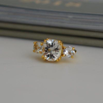Meghan engagement ring
