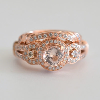 vintage rose gold rimg