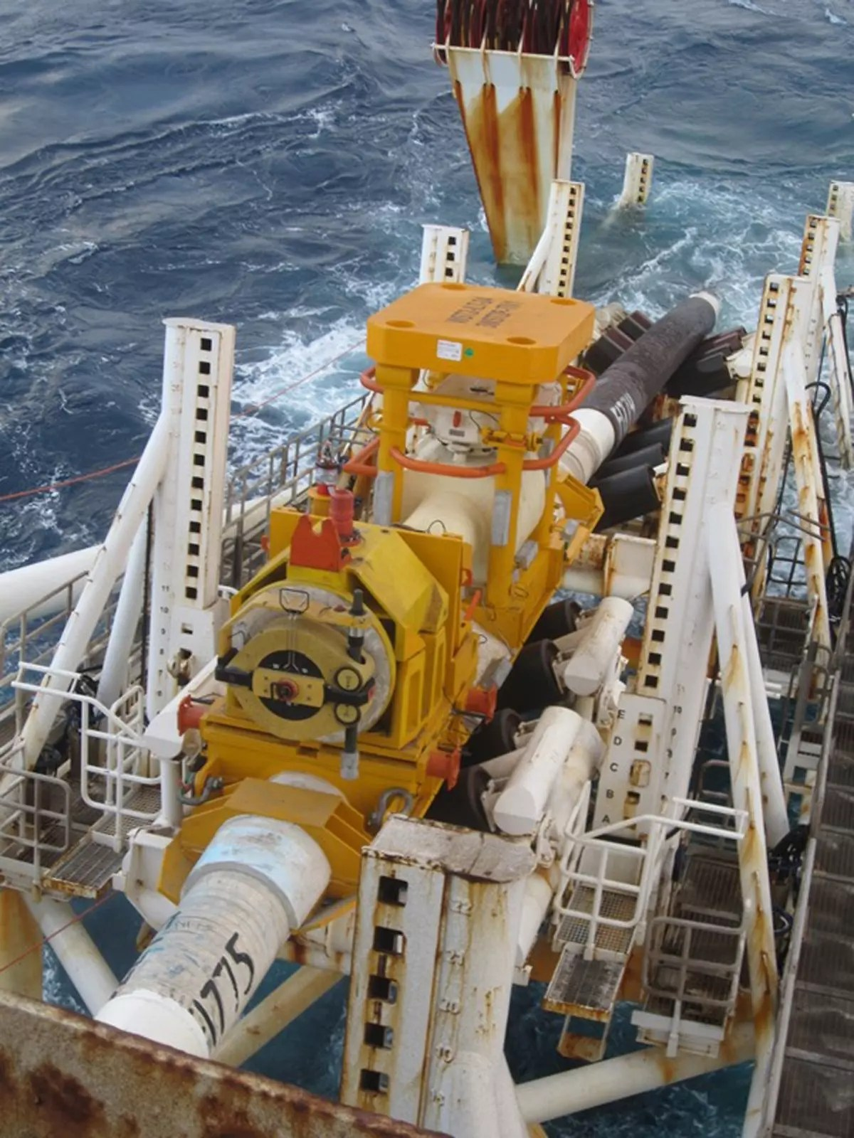 Subsea installation  Allseas