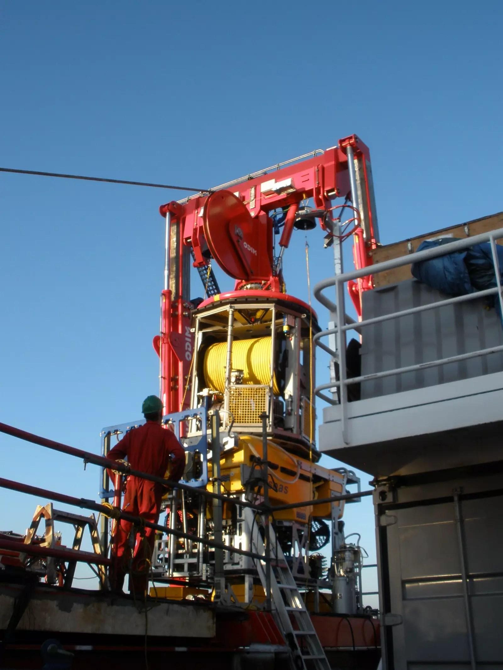 Subsea equipment  Allseas