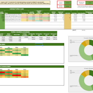 Advanced Portfolio Tracker