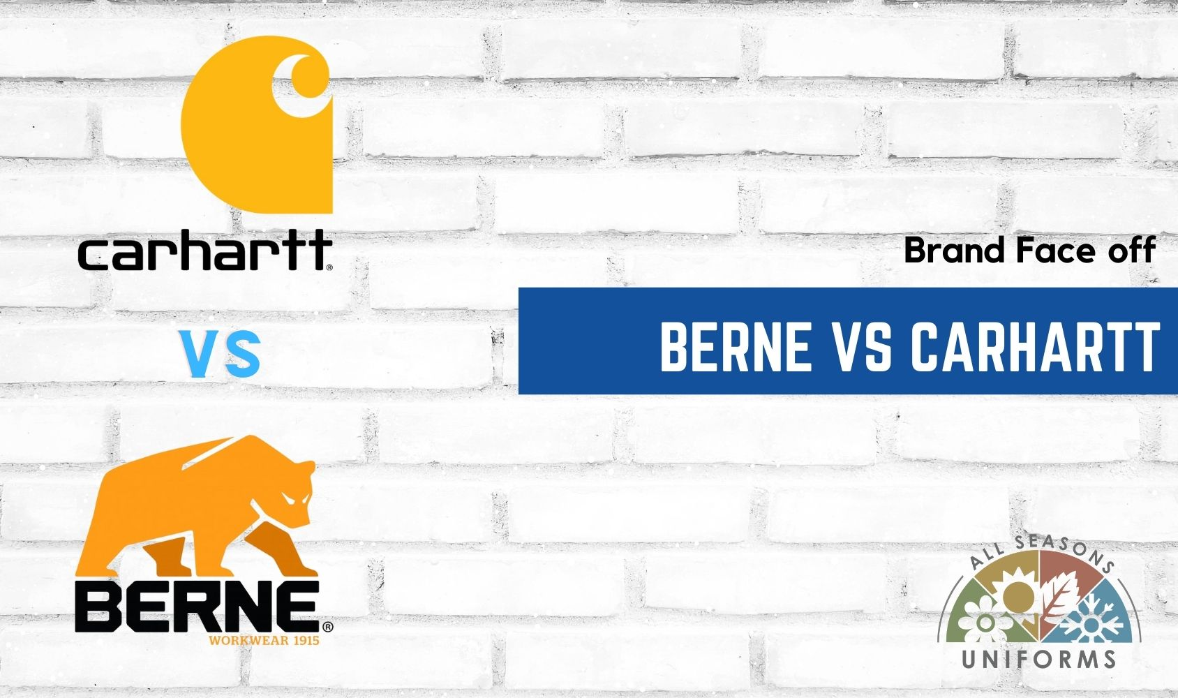 Which is Better? Berne vs. Carhartt