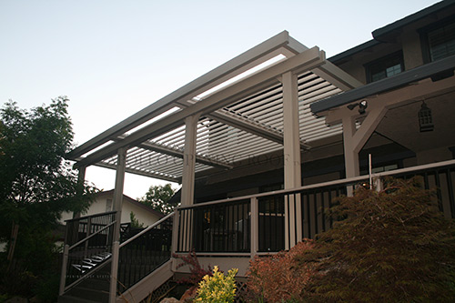 patio lattice covers all seasons