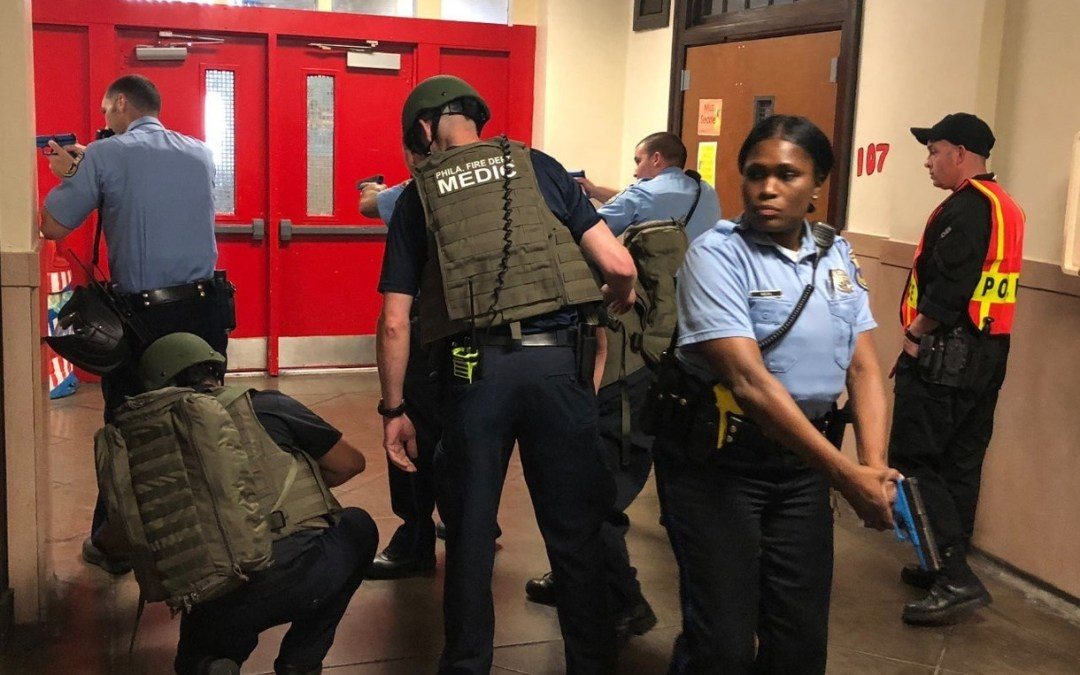 Defeating the Active Shooter Scenario: Part 3