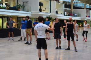 Fitness coach AllSessions