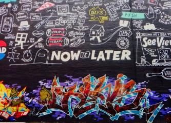 Street Art, Downtown Seattle
