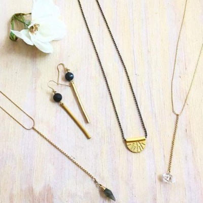 Pieces from Verve Jewelry
