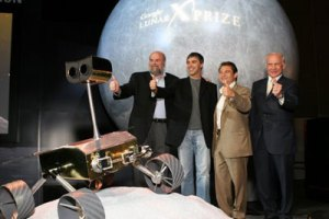 XPrize foundation and the Google lunar challenge
