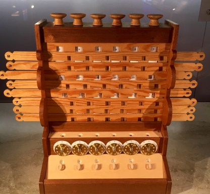 1623 calculator replica