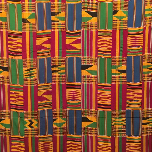 Kente cloth, Ghana