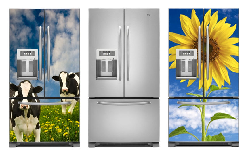 Fridge Fronts Appliance Cover