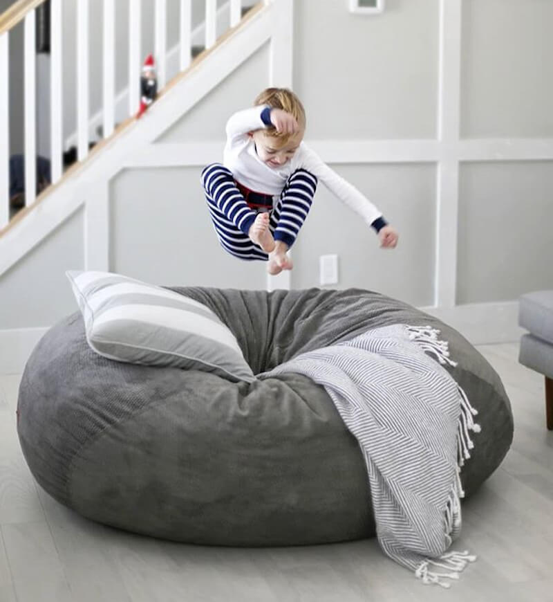 CordaRoys Convertible Beanbag Chairs  Shark Tank Products