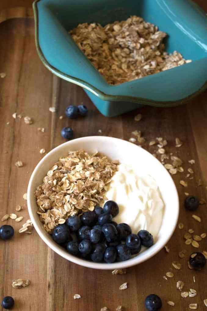 Baked Oatmeal Recipe - Healthy Breakfast Ideas