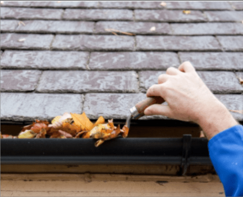 Gutter Cleaning Trophy Club