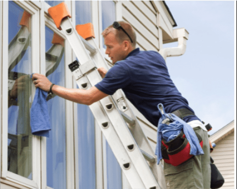 Window Cleaning Irving