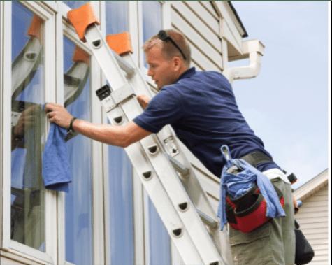 Window Cleaning Trophy Club