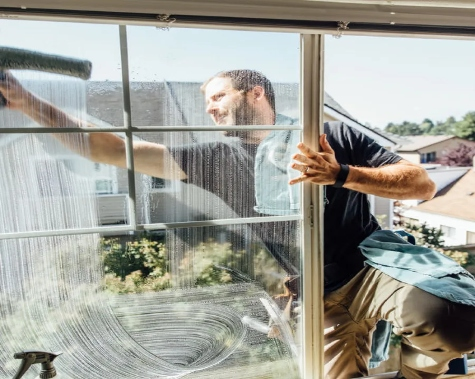 Plano Window Cleaning